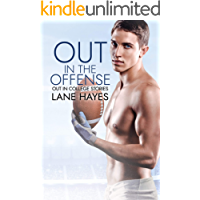 Out in the Offense (Out in College Book 3)