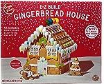 Create-a-Treat Large E-Z Build Gingerbread House Kit, 2.2 lbs.