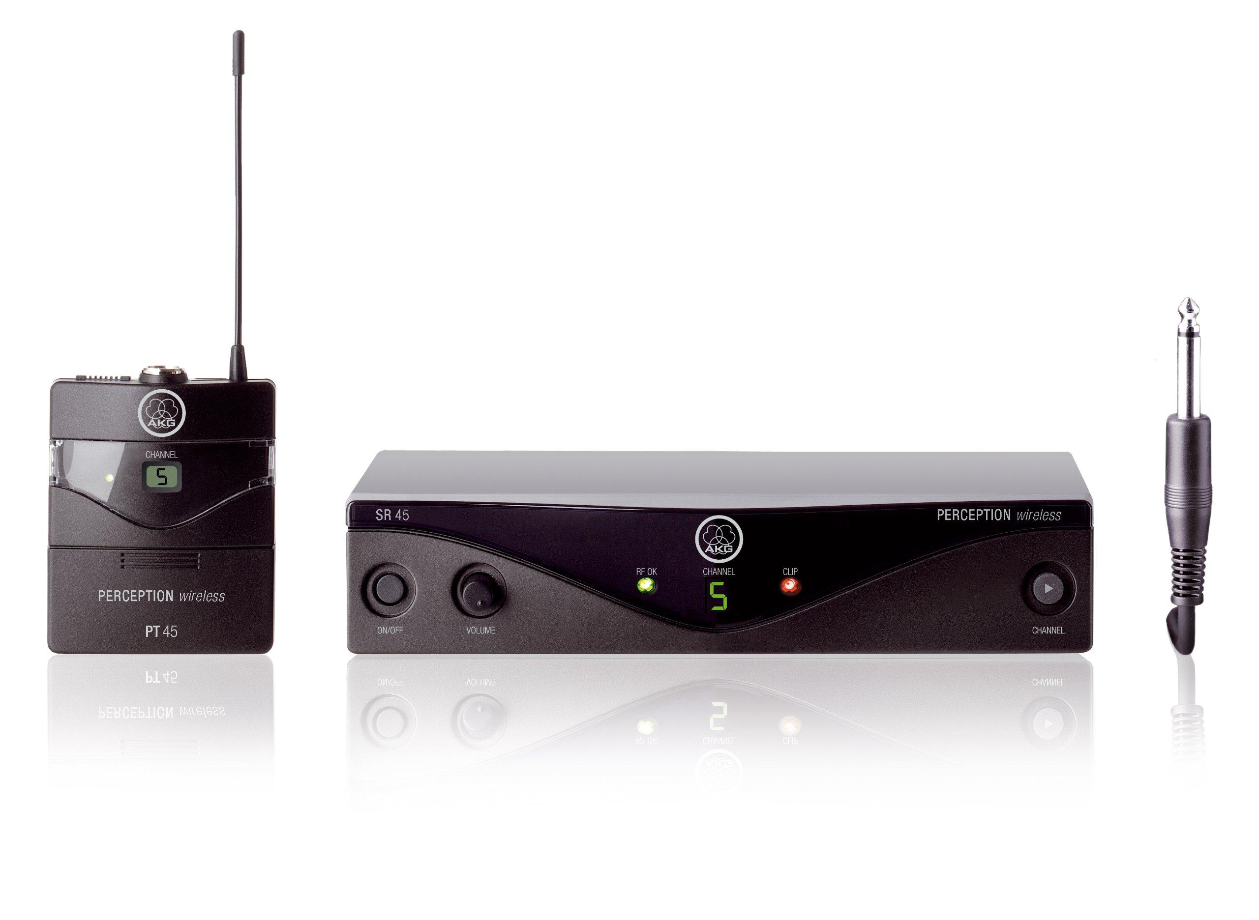 AKG Pro Audio Wireless Microphone System (3250H00010) by AKG Pro Audio