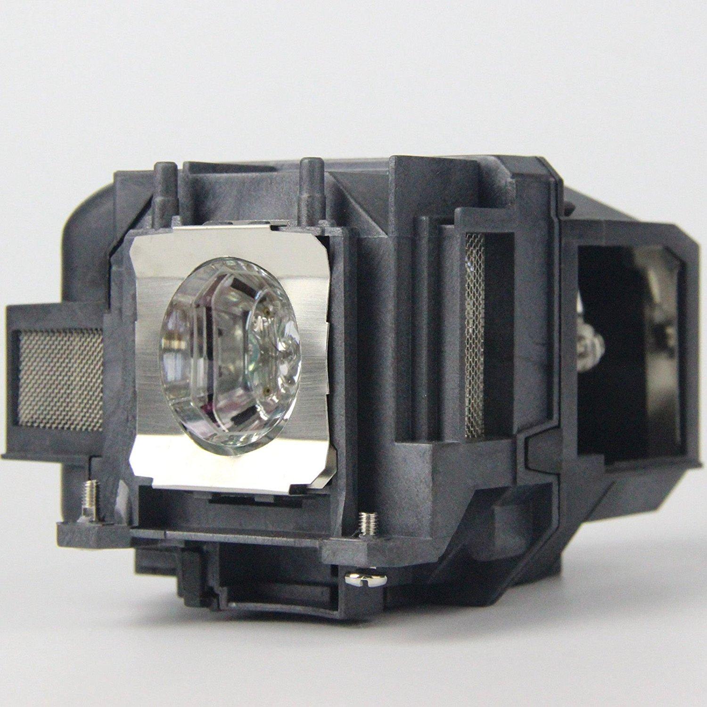 QueenYii EPSON EH-TW410 EH-TW5200 EH-TW490 EH-TW5100 EH-TW570 H579C 交換用プロジェクターランプ 電球内蔵   B0774RCGVZ
