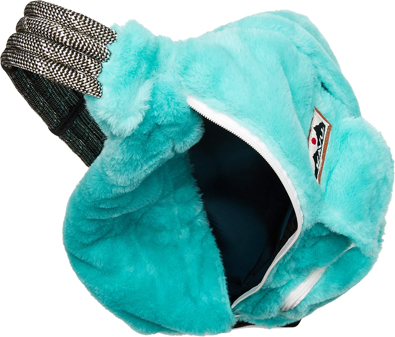 KAVU Rope Fuzz Sling Bag Crossbody Backpack