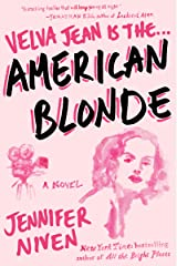 American Blonde: Book 4 in the Velva Jean series Kindle Edition