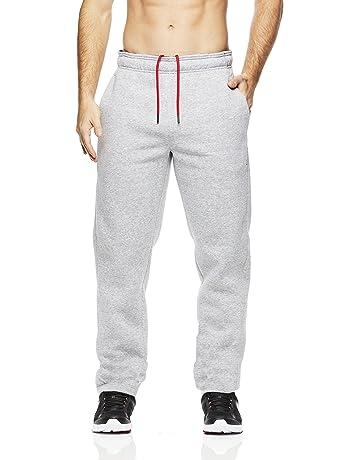 8a5c84974ca6 Reebok Men s High Impact Track Pants Performance Activewear