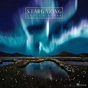 TF Publishing, 2021 Stargazing Wall Calendar