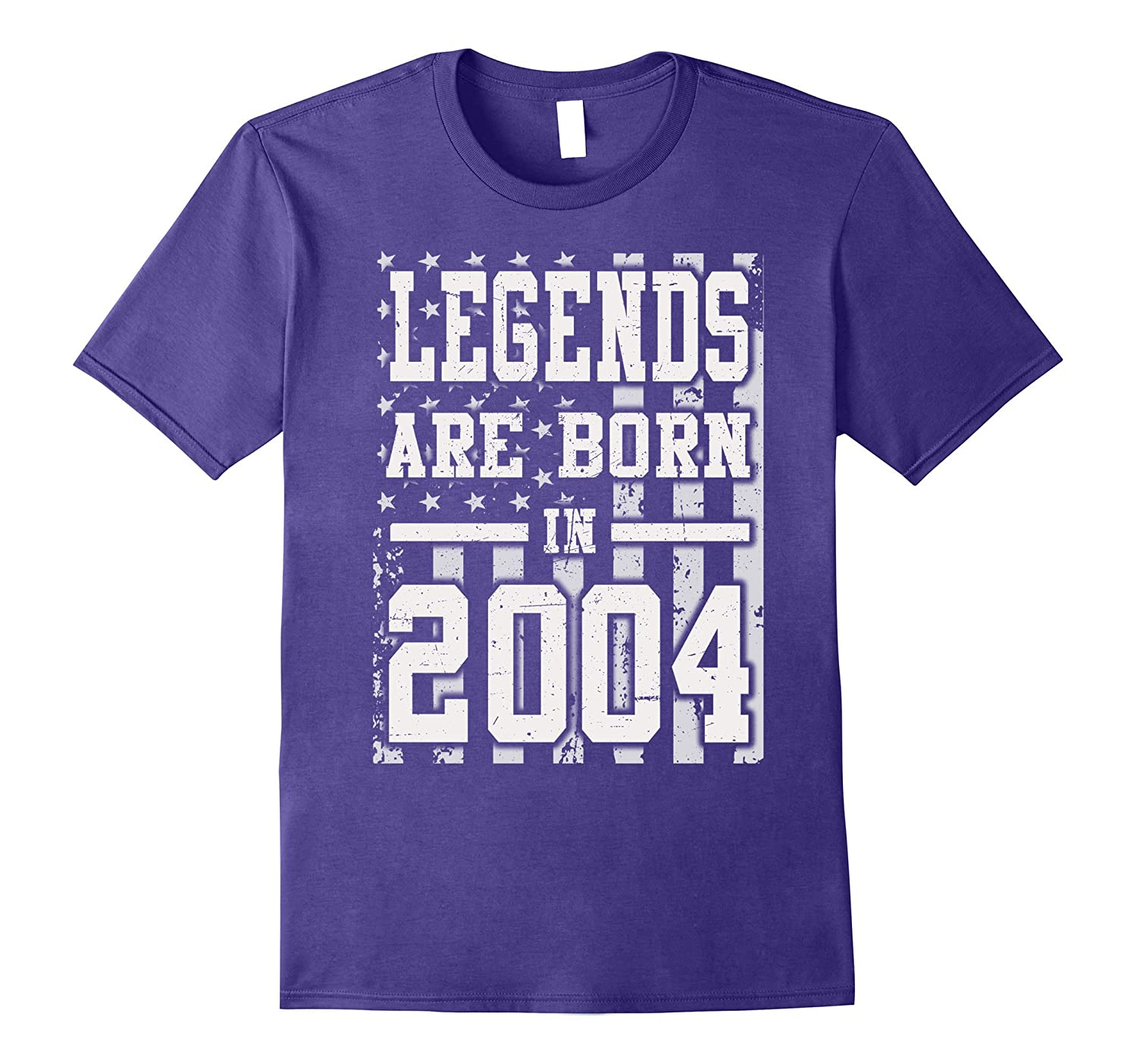 Legends Born In 2004 Birthday Gift For 13 Years Old-Vaci