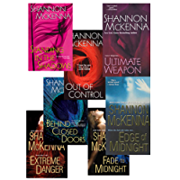 Shannon McKenna's McCloud Brothers Bundle (The Mccloud Brothers Series)