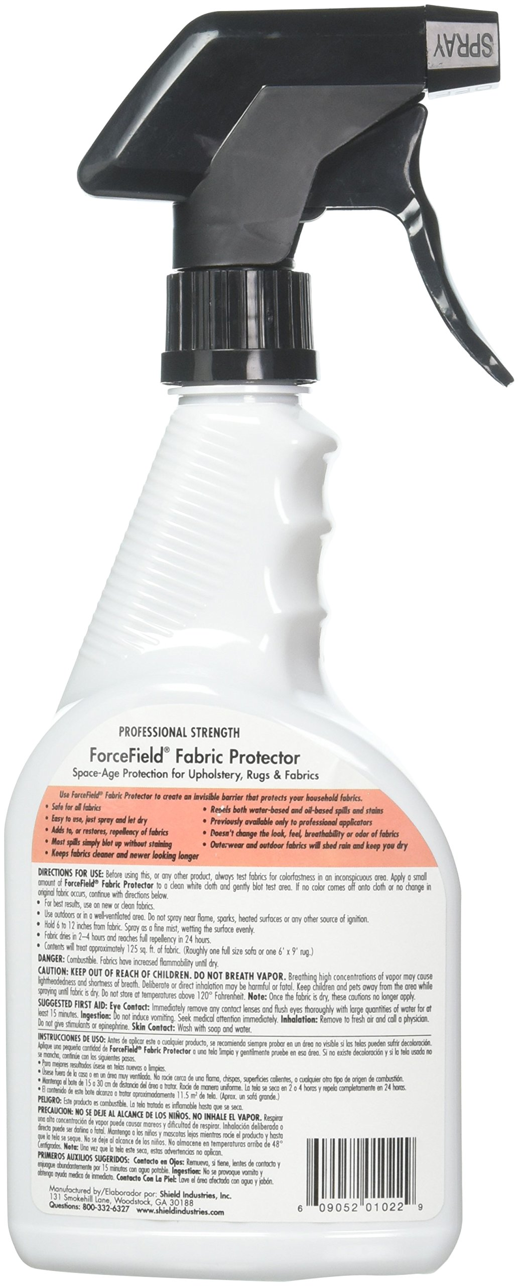 ForceField F FBP 22C6 A Fabric Protector by ForceField (Image #2)