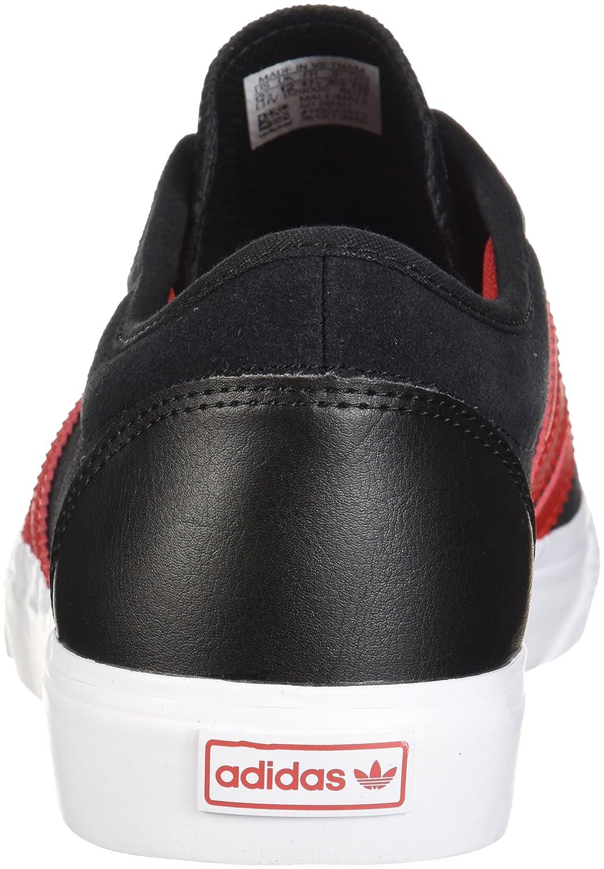 best service 69b3d 80353 Adidas Originals Adi-Ease para hombre Núcleo Negro   Escarlata   Blanco