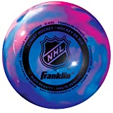 Franklin Sports Street Hockey Balls - Official-Size Balls for Street Hockey - 15 Pieces Plus Carrying Bucket - Assorted Colors