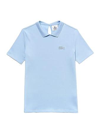 56016fcb2c Lacoste Live - Polo Manches Courtes Femme PF262700G5J: Amazon.fr: Vêtements  et accessoires