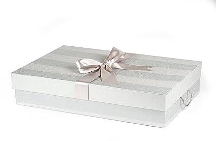 Caja para Vestido de Novia Estándar Tradicional 50 x 75 x 15 cm (profundidad)