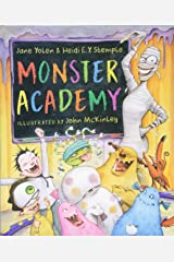 Monster Academy Hardcover