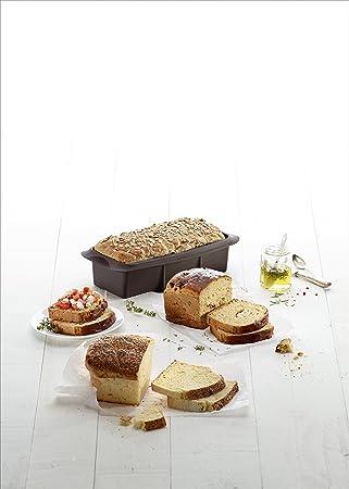 Lékué pack - Molde para hacer pan y funda para sandwich: Amazon.es: Hogar