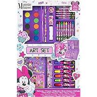 Berry Hip Art Kit para Colorear de Minnie