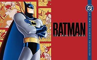 Batman: Die Zeichentrickserie - Die komplette 1. Staffel