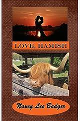 Love, Hamish Kindle Edition