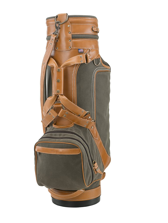 Belding AmericanコレクションXLスタッフバッグ、9.5-inch、セージ B00HA1KOY4