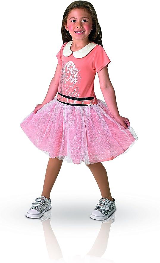 Disfraz de Violetta para niños, infantil talla 5-7 años (Rubies ...