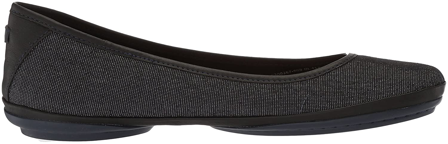 Camper Women's M Right Nina K200387 Ballet Flat B0746YM8Q6 37 M Women's EU (7 US)|Navy 1a1634