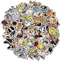 Funny Meme Vinyl Stickers Pack, 60 Pcs Vine Stickers for MacBook, Laptop, iPhone, Water Bottles, Skateboard Waterproof…