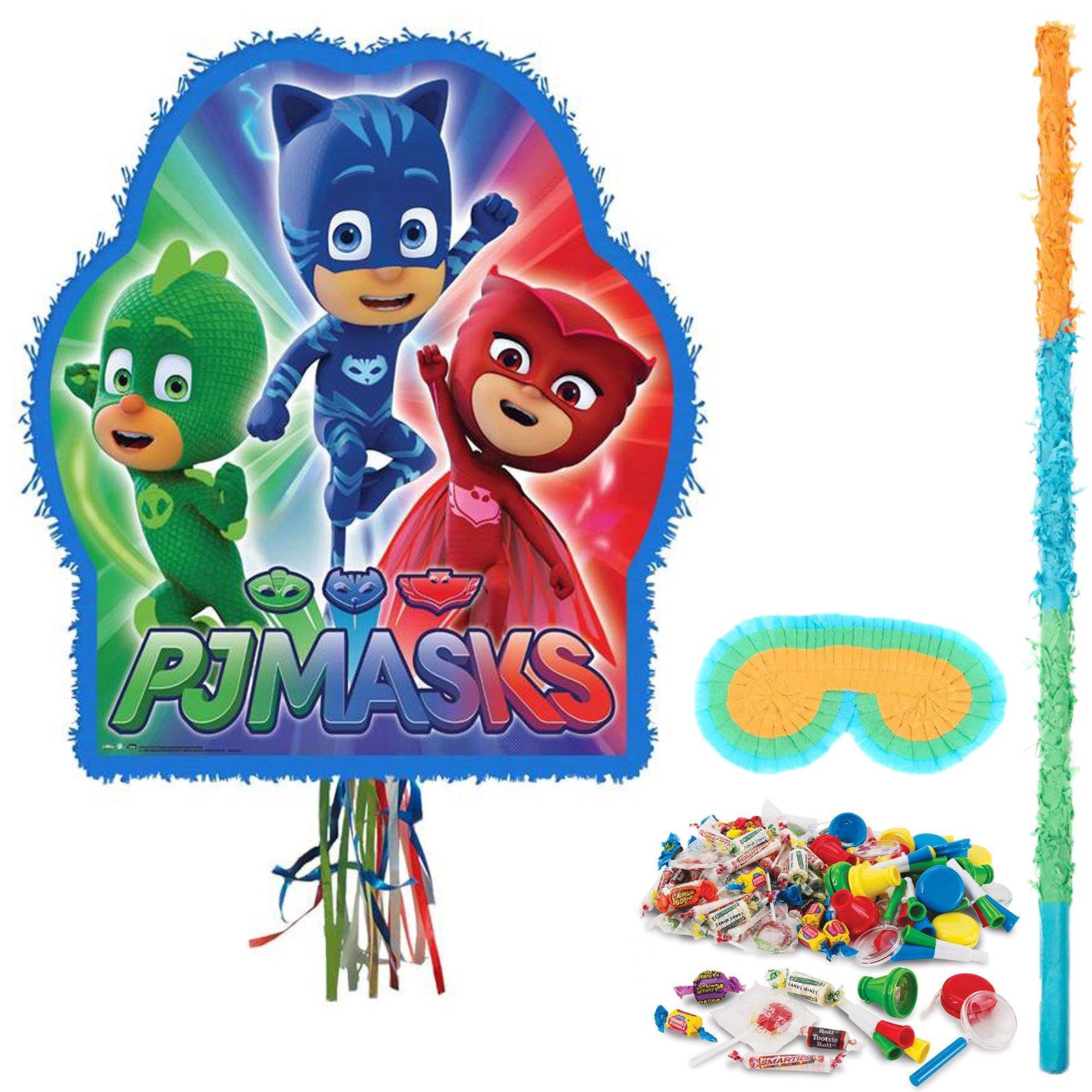 BirthdayExpress PJ Masks Party Supplies Pinata Kit