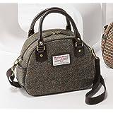 ハリスツイード バッグ レディース ボストンバッグ おしゃれ かばん 鞄 ハリス・ツイード Harris tweed ハリスツイード 2WAYミニボストンバッグ 68891