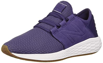 newest ff39f 4a196 New Balance Women s Cruz V2 Fresh Foam Running Shoe, Wild Indigo Wild  Indigo,