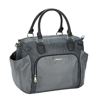 L/ÄSSIG Baby Wickeltasche Babytasche Stylische Tasche inkl Wickelzubeh/ör//Casual Hobo Bag olive beige