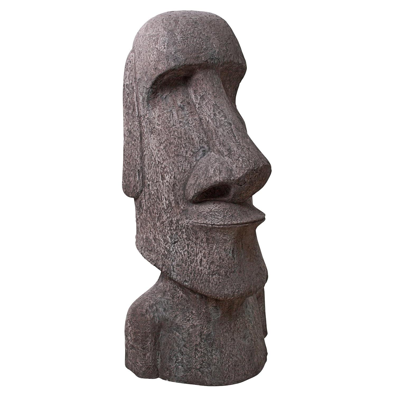 Elegant Amazon.com : Design Toscano Easter Island Ahu Akivi Moai Monolith Garden  Statue : Yard Art : Garden U0026 Outdoor