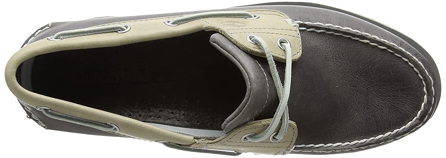 Men's Shoes Timberland Mens Classic Boat 2 Eyerubber Chaos W