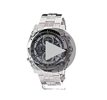 Bulova Men's Stainless Steel Precisionist Chronograph Watch