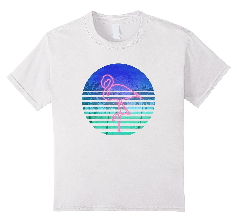 Mens Funny flamingo shirt Flamingo-Teesml