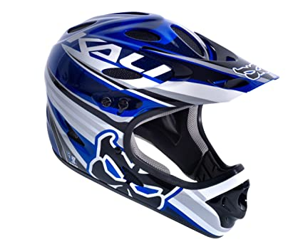 Kali Protectives nos Savara Celebrity Casco de Ciclismo, Unisex, Celebrity Blue