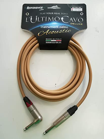 Reference Ultimo Cable RCI.deluxe-bg-jjr-3-n Cable para guitarra ...