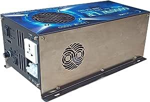 6000W LF Split Phase Solar Pure SINE Wave Power Inverter DC24V/AC220V&110V 60HZ