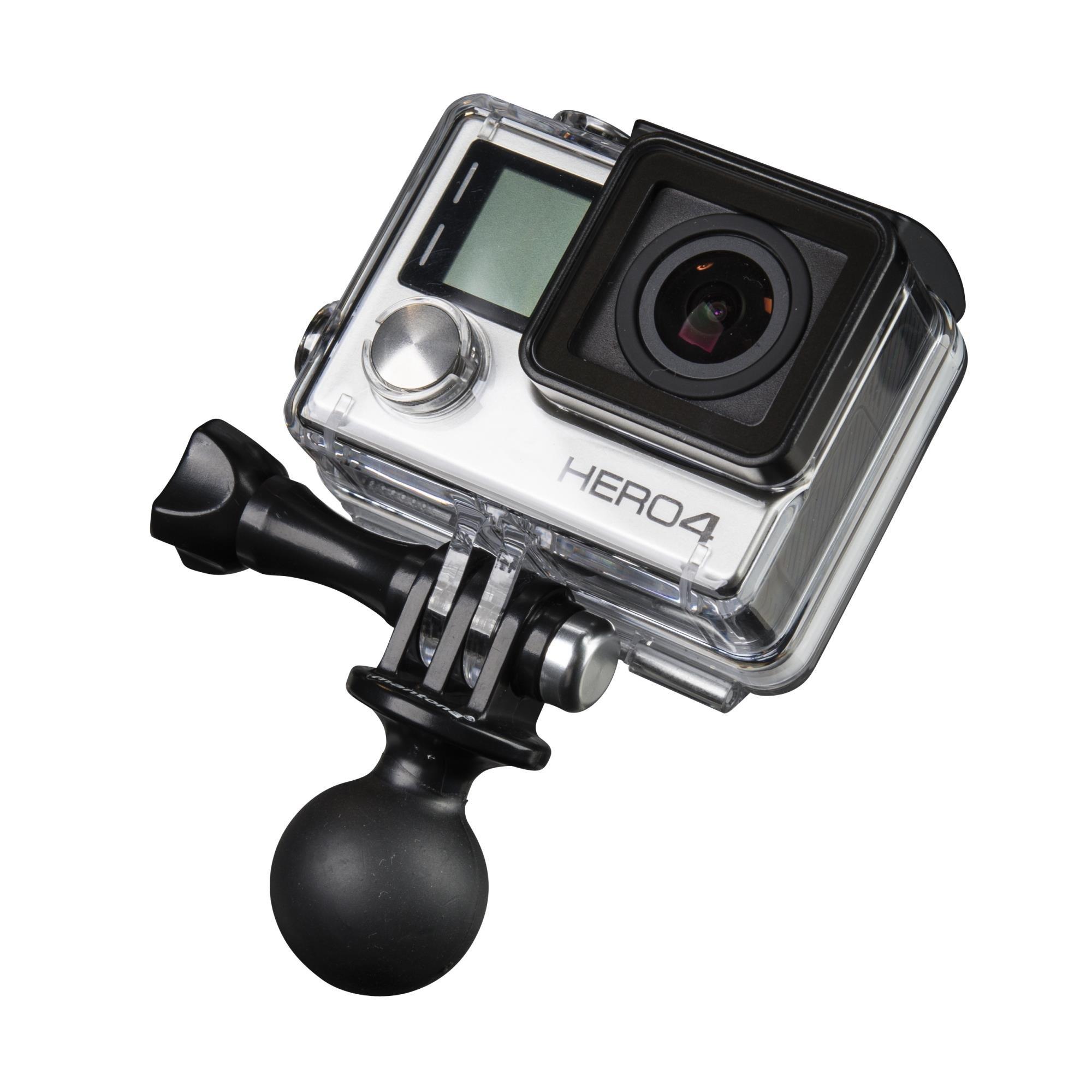 Mantona 21036RAM Mount Adapter For GoPro, 25mm