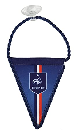 bc39cbcb2cf7 Equipe de FRANCE de football Fanion FFF - Collection Officielle Taille 8 x  10 cm