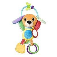Chicco 00009226000000 - Gioco Baby Senses Mr. Puppy Attività, Multi-colore