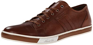 Kenneth Cole New York Men's Brand-Wagon LE Fashion Sneaker, Cognac, ...