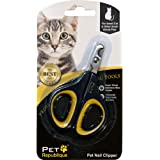 Pet Republique Cat Nail Clippers – Professional Claw Trimmer for Cat, Kitten, Hamster, Small Breed Animals - Mini Clipper Design