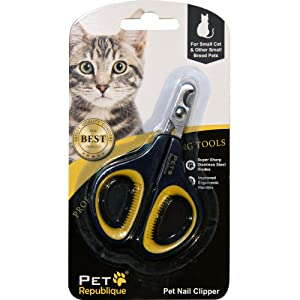 Pet Republique Professional Dog Nail Clippers and Dog Nail Grinder Series- Optional Filer – Suits Pets; Small, Medium, Large Dogs & Cats – Claw & Nails Clippers Grinder Trimmer