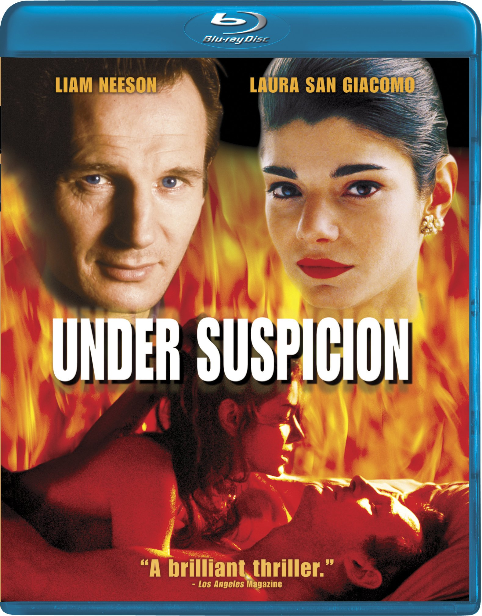 Under Suspicion (Subtitled, Digital Theater System, AC-3, Widescreen)