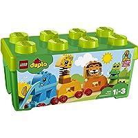 LEGO Duplo 10863 - Meine erste Steinebox mit Ziehtieren, Kreatives Spielen