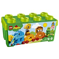 LEGO Duplo My First Animal Brick Box 10863 Building Set