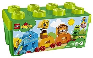Lego 10863 Duplo My First Animal Brick Box Construction Set Easy