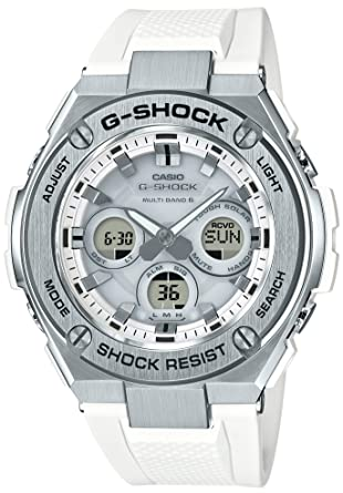 bd618165b30 Image Unavailable. Image not available for. Color  CASIO G-SHOCK G-STEEL  TOUGH ...