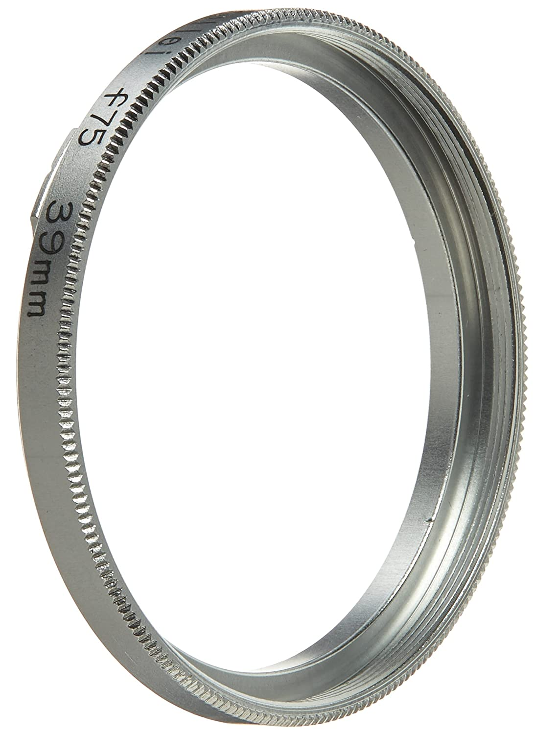Fotodiox Step Ring, Bayonet II (Bay 2)-39mm Filter Adapter for Rolleiflex Rollei TLRs with 75mm F3.5 Take Lens 08srTRLBII39