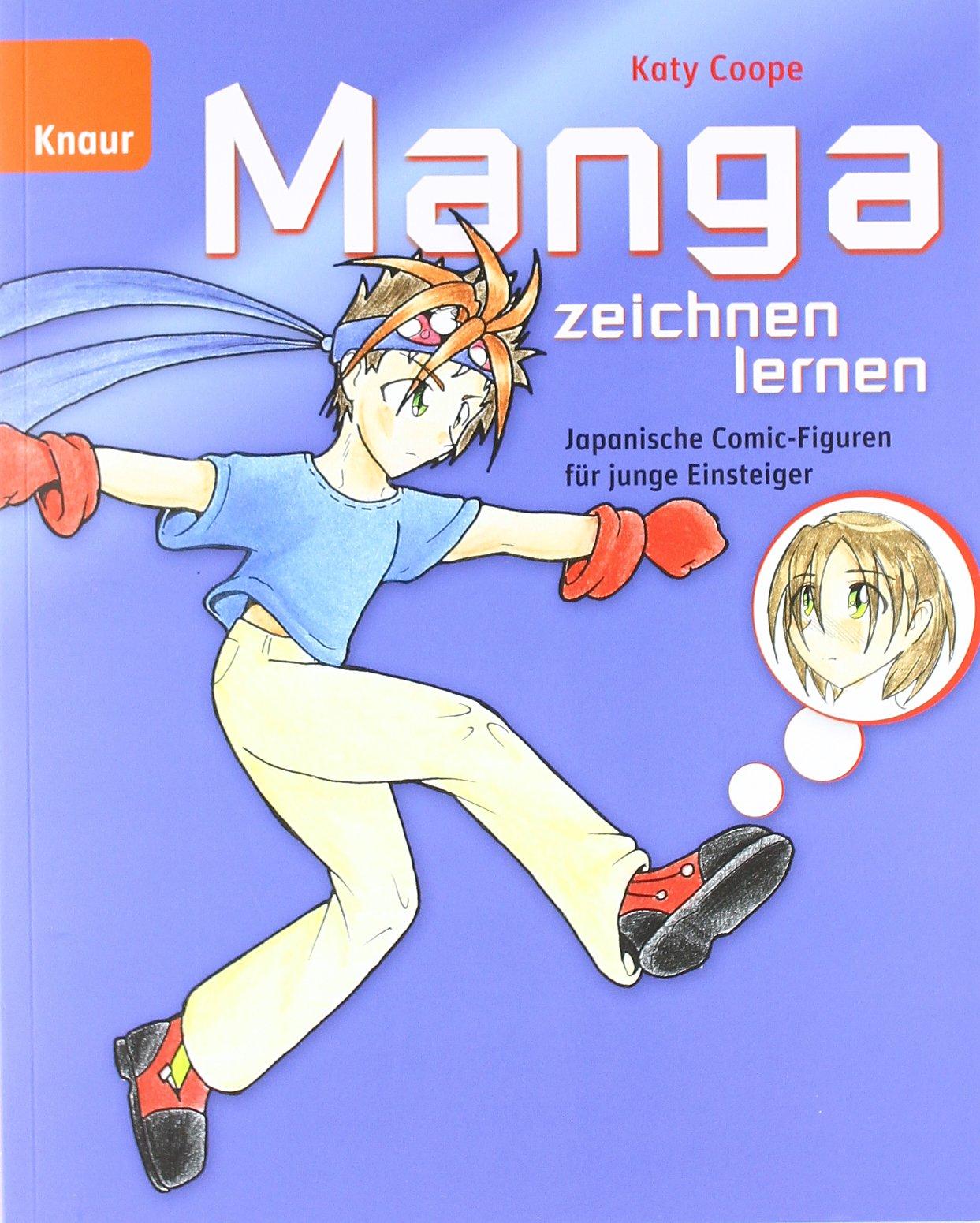 Manga Zeichnen Lernen Amazon De Katy Coope Bucher
