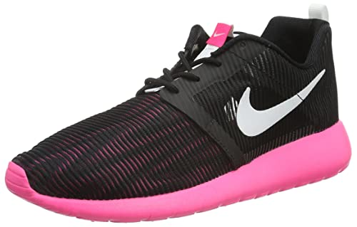 cfc1b4f4fa23 NIKE Girls  Roshe One Flight Weight (Gs) Sneakers  Amazon.co.uk ...