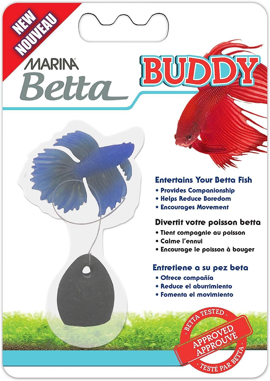 Marina Betta Buddy, Blue, 12209